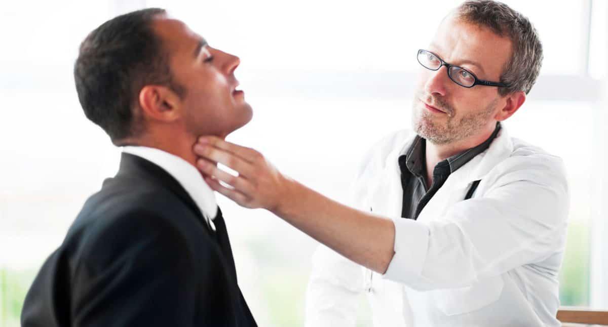 щитовидната жлеза мъже
