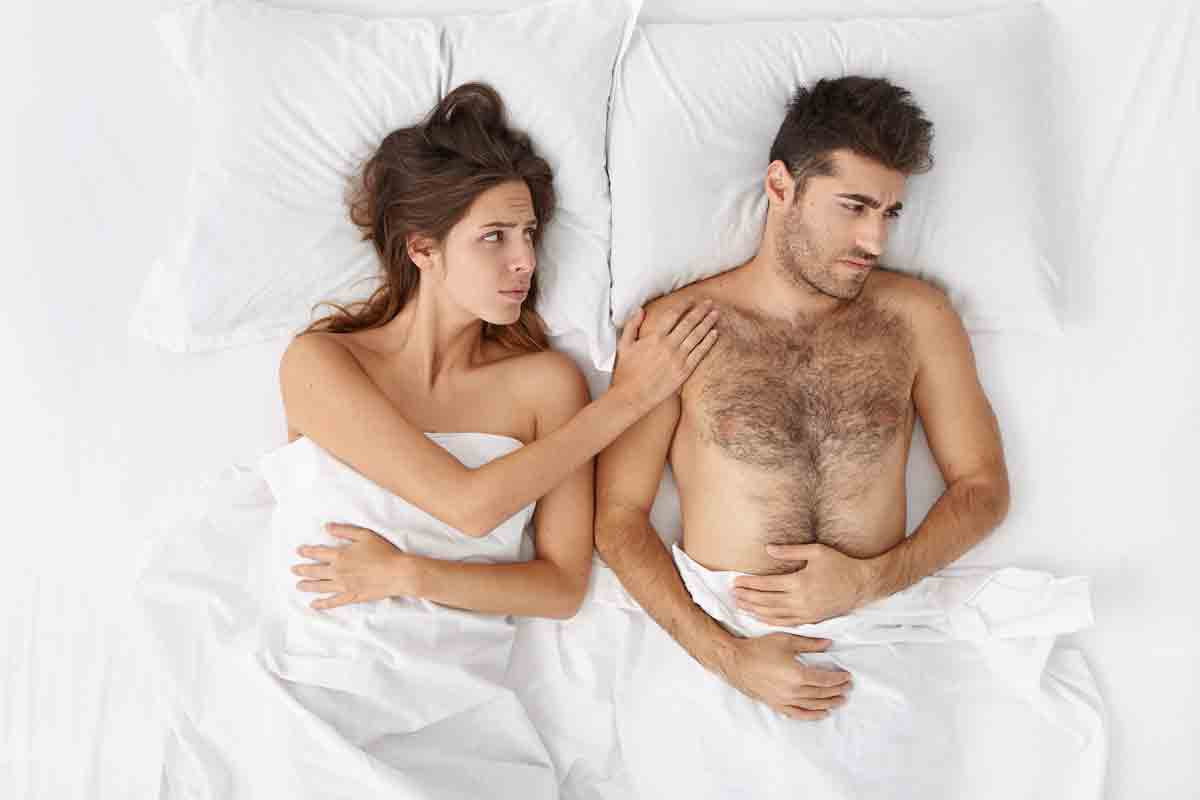 Нарушена ерекция – кога мъжкото либидо страда?